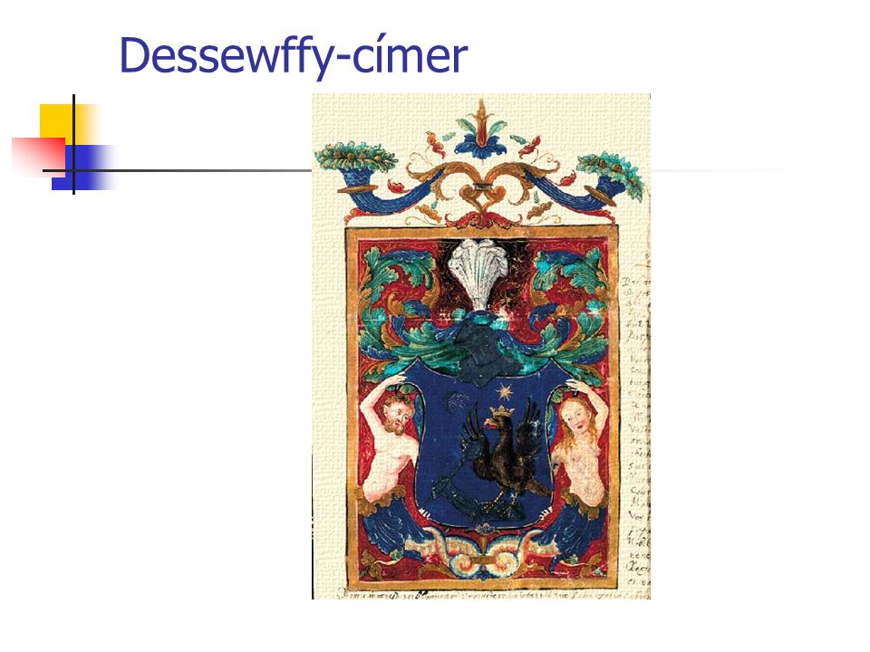 Dessewffy-címer