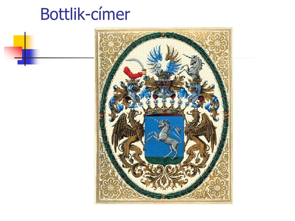 Bottlik-címer