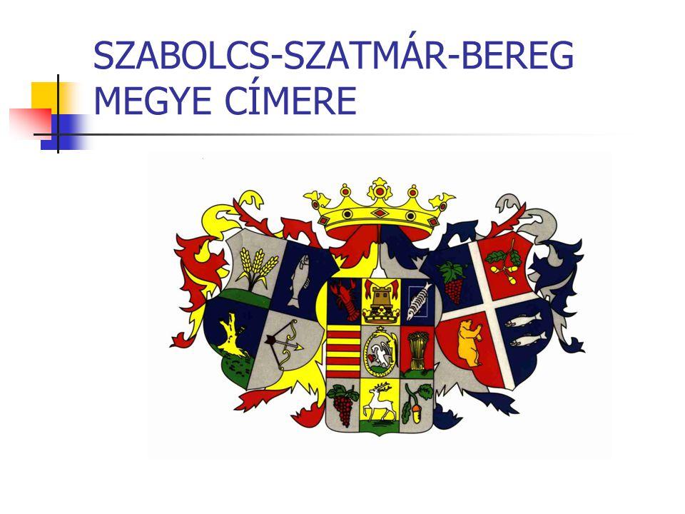 SZABOLCS-SZATMÁR-BEREG MEGYE CÍMERE