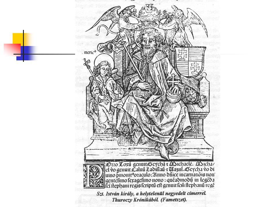 Az első heraldikai hiba, a negyedelt címer, mely a heraldikában egy másodlagos leszármazás jele.