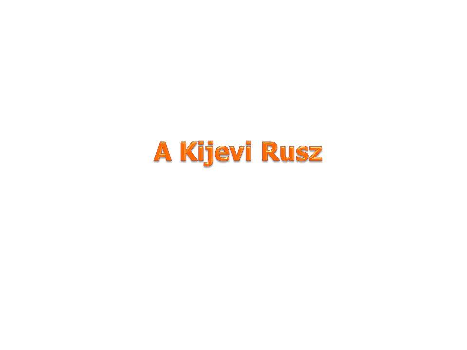 A Kijevi Rusz