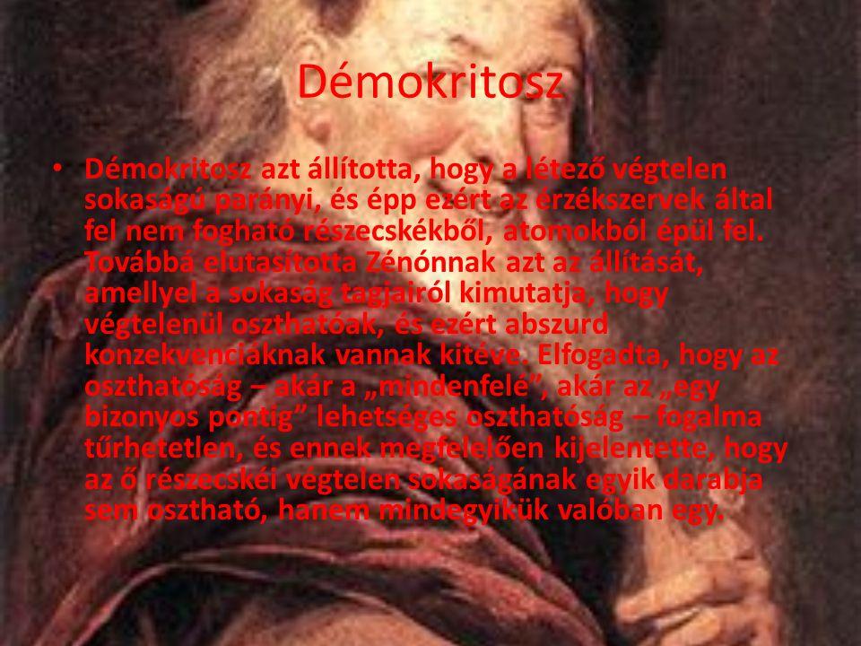 Démokritosz