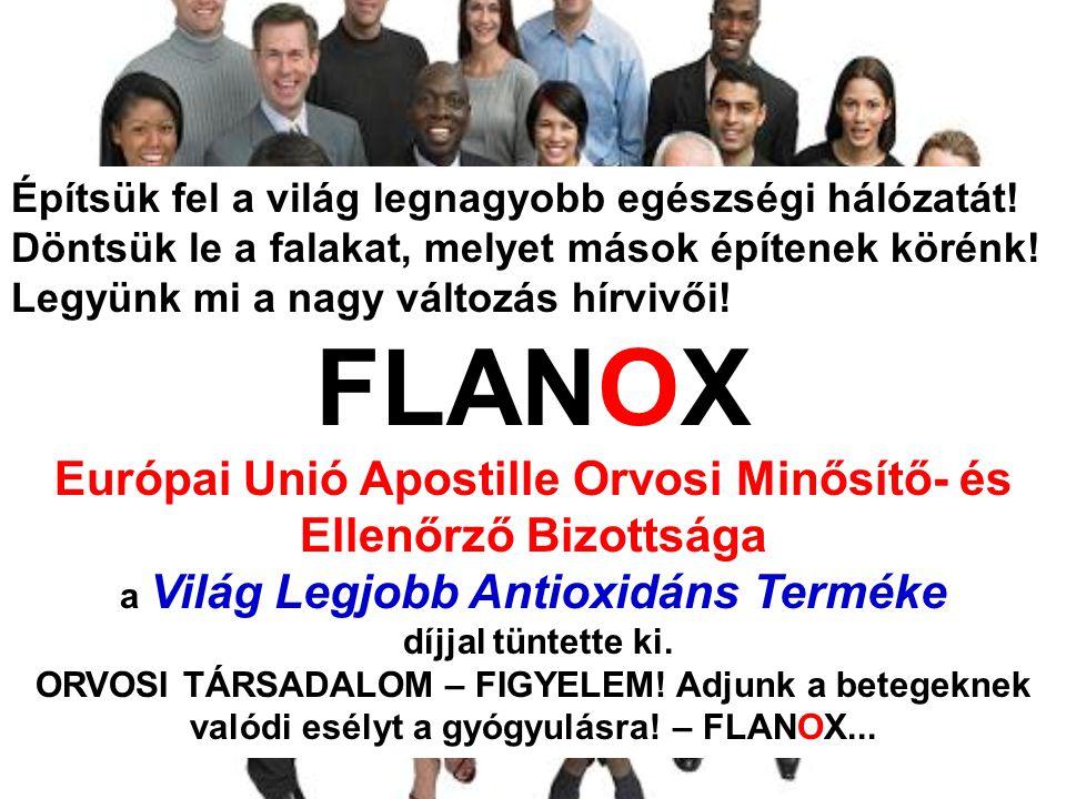 FLANOX Európai Unió Apostille Orvosi Minősítő- és Ellenőrző Bizottsága