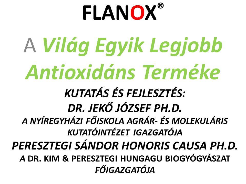 A Világ Egyik Legjobb Antioxidáns Terméke