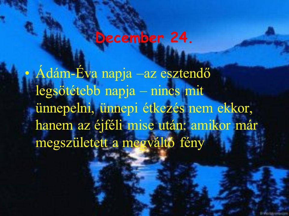 December 24.