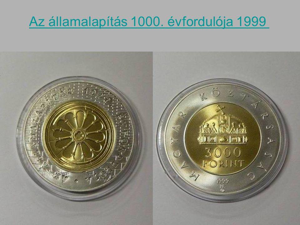 Az államalapítás 1000. évfordulója 1999