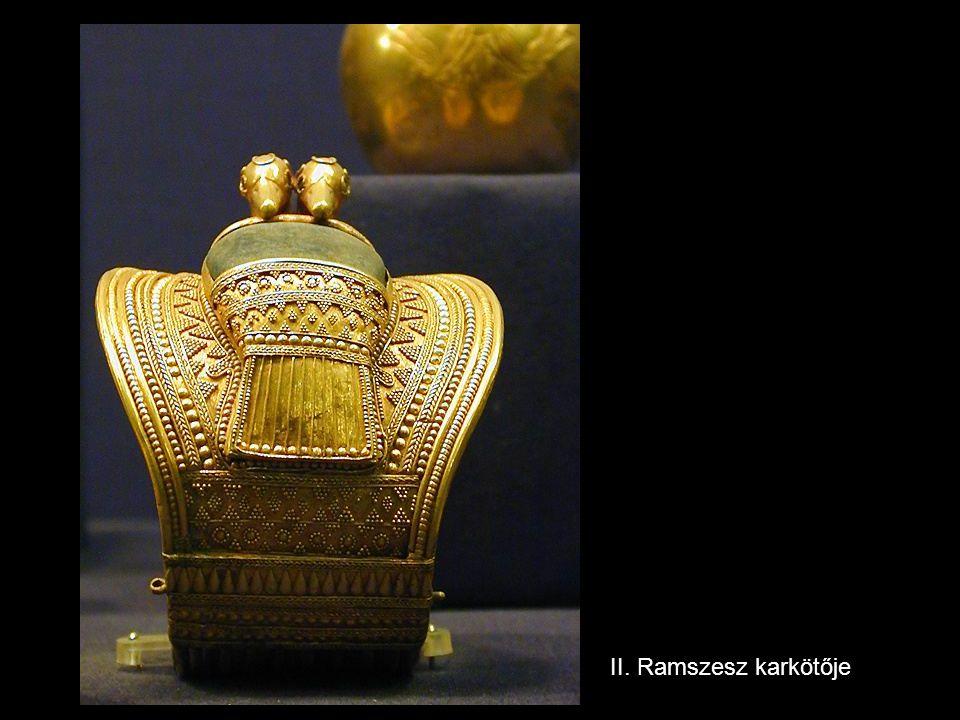 II. Ramszesz karkötője