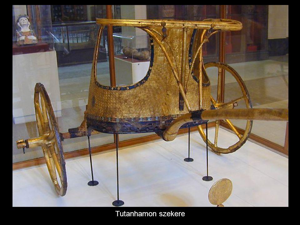 Tutanhamon szekere