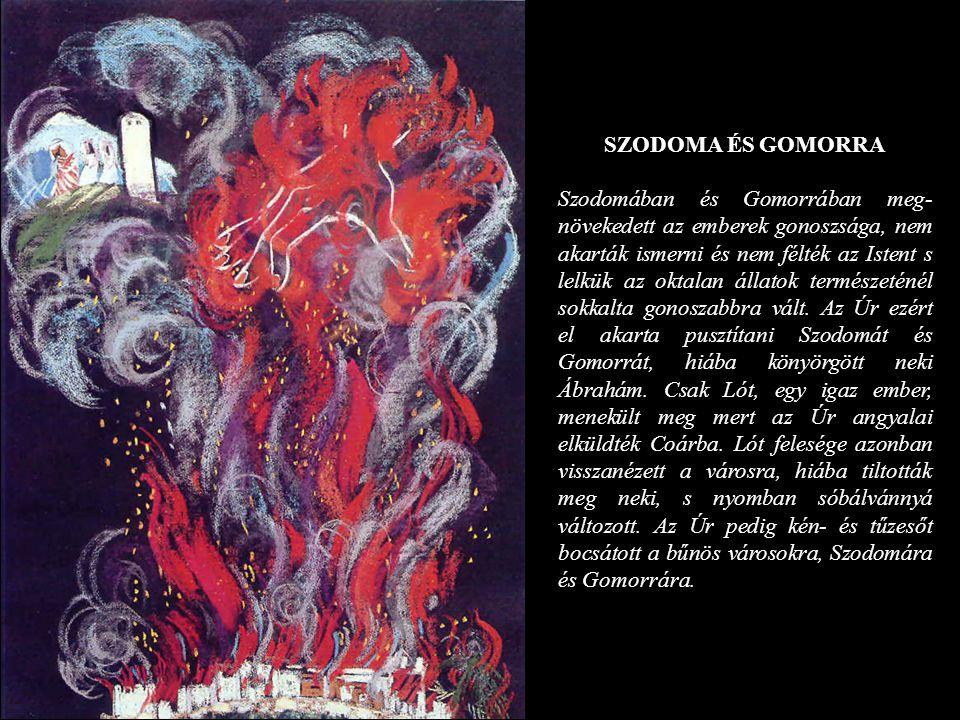 SZODOMA ÉS GOMORRA