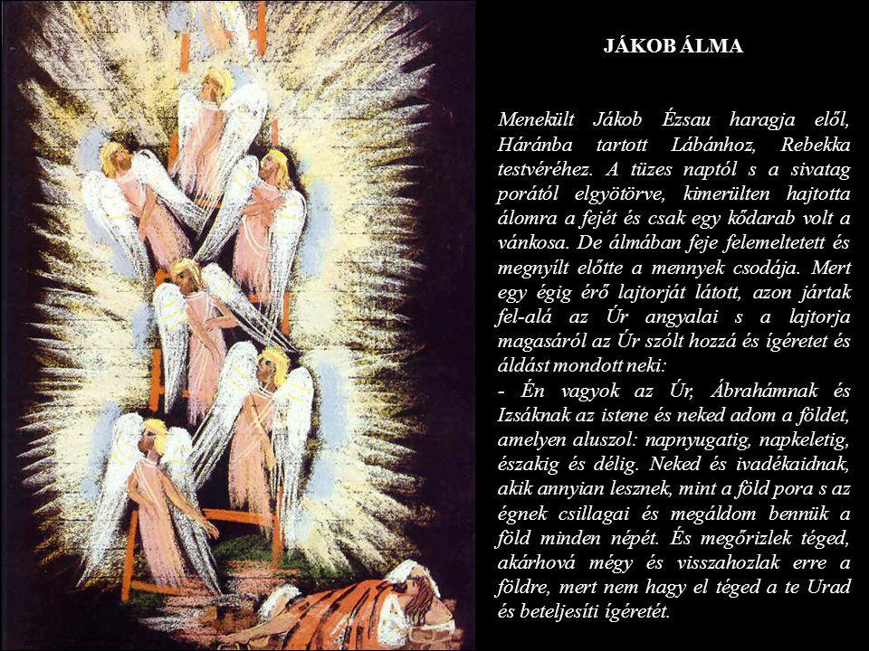 JÁKOB ÁLMA