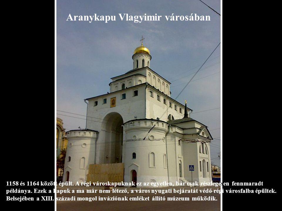 Aranykapu Vlagyimir városában
