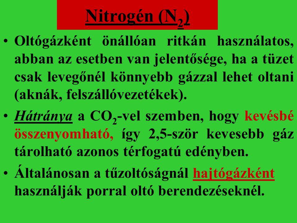 Nitrogén (N2)
