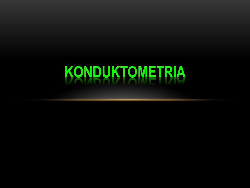 Konduktometria