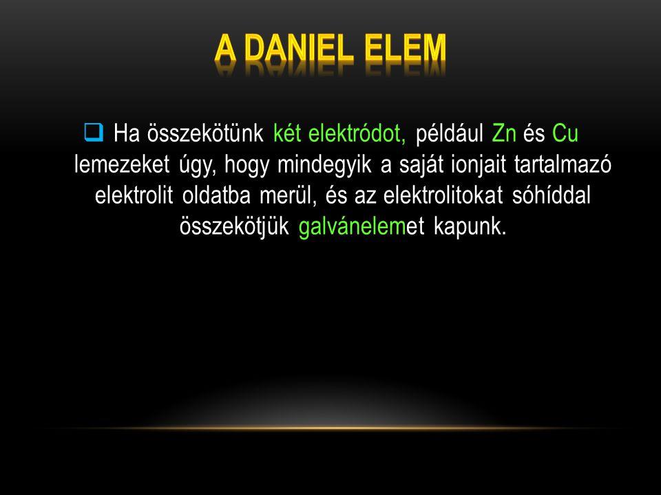 A Daniel elem