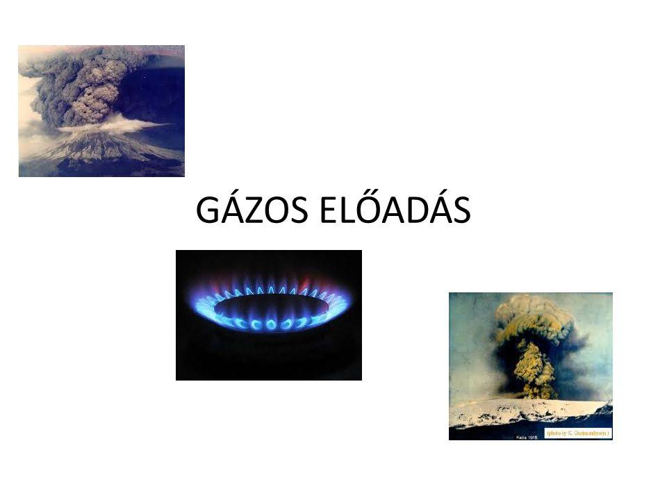 GÁZOS ELŐADÁS