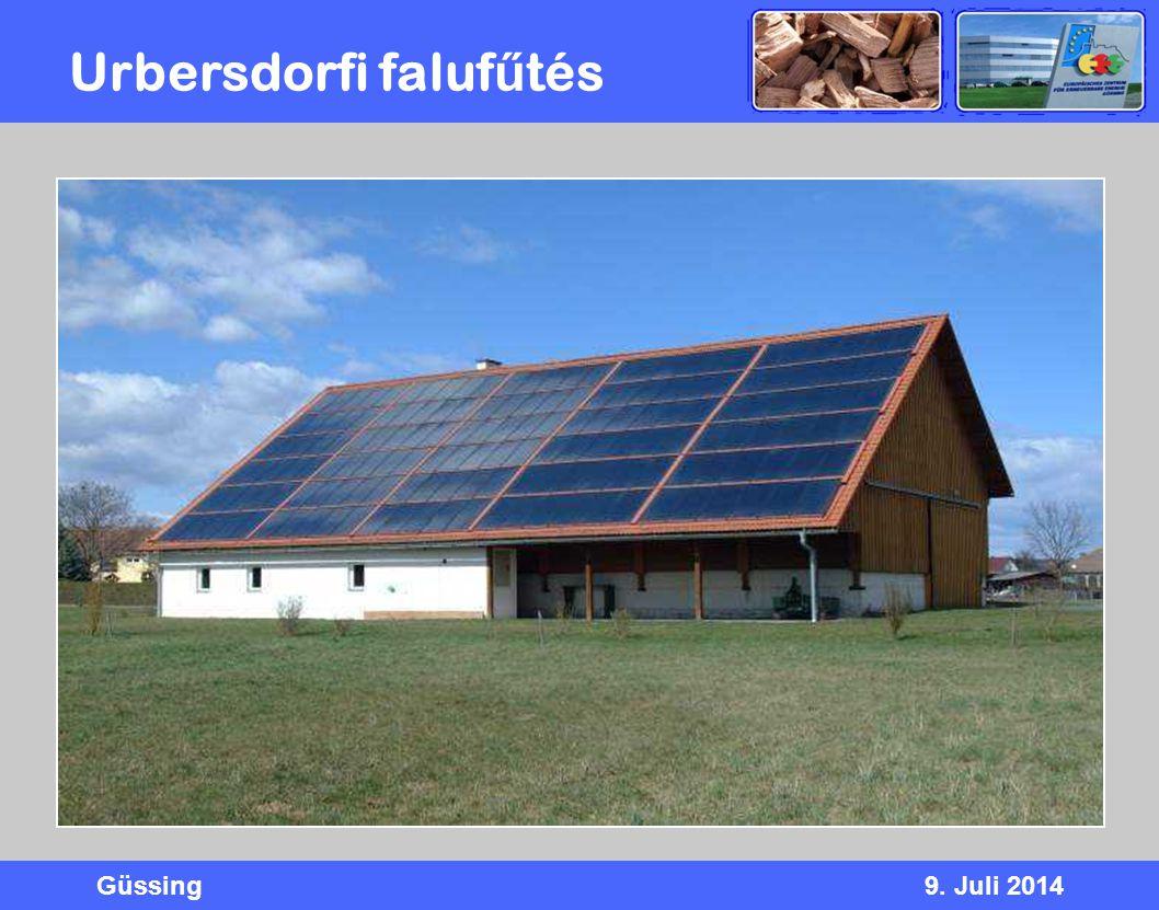 Urbersdorfi falufűtés