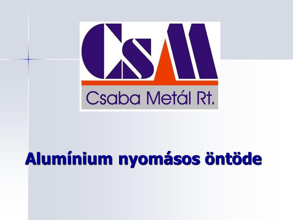 Alumínium nyomásos öntöde