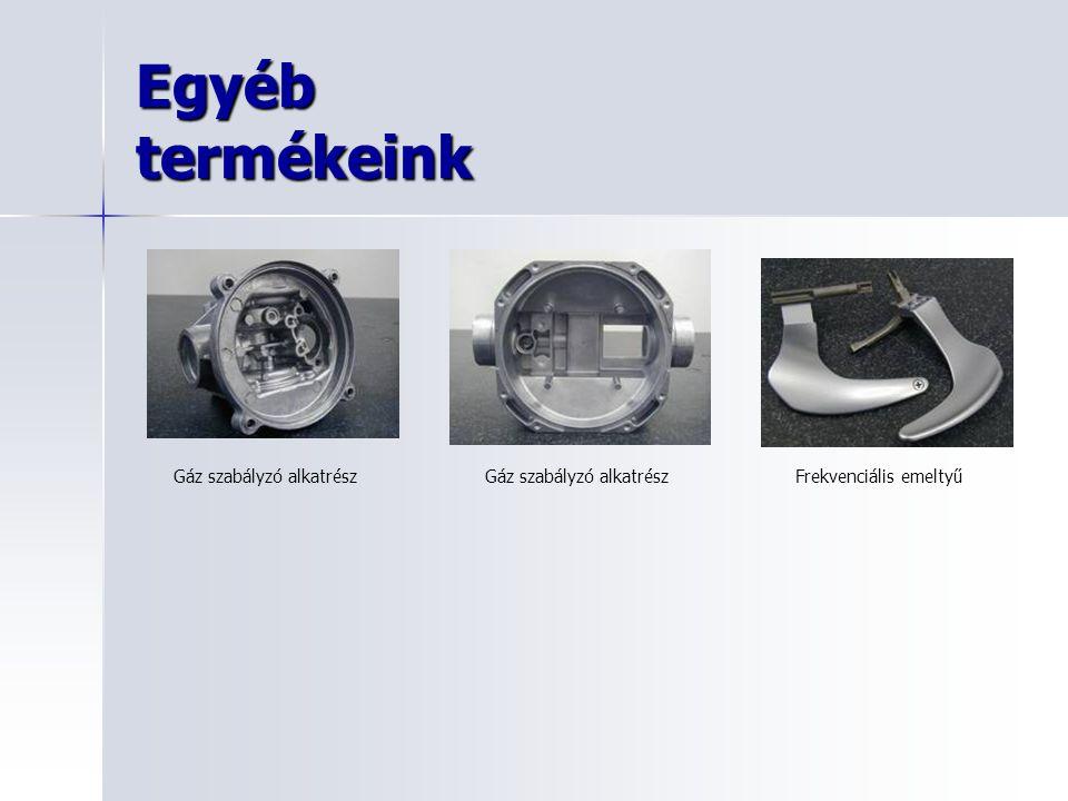 Egyéb termékeink Gáz szabályzó alkatrész Gáz szabályzó alkatrész