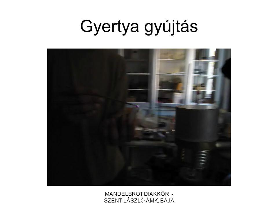 MANDELBROT DIÁKKÖR - SZENT LÁSZLÓ ÁMK, BAJA
