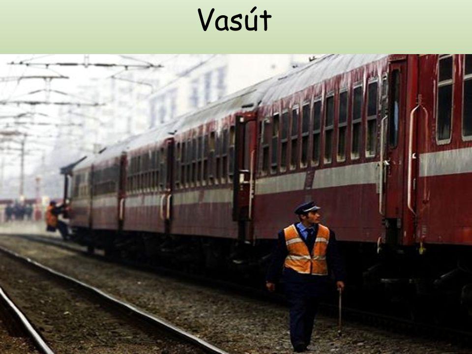 Vasút