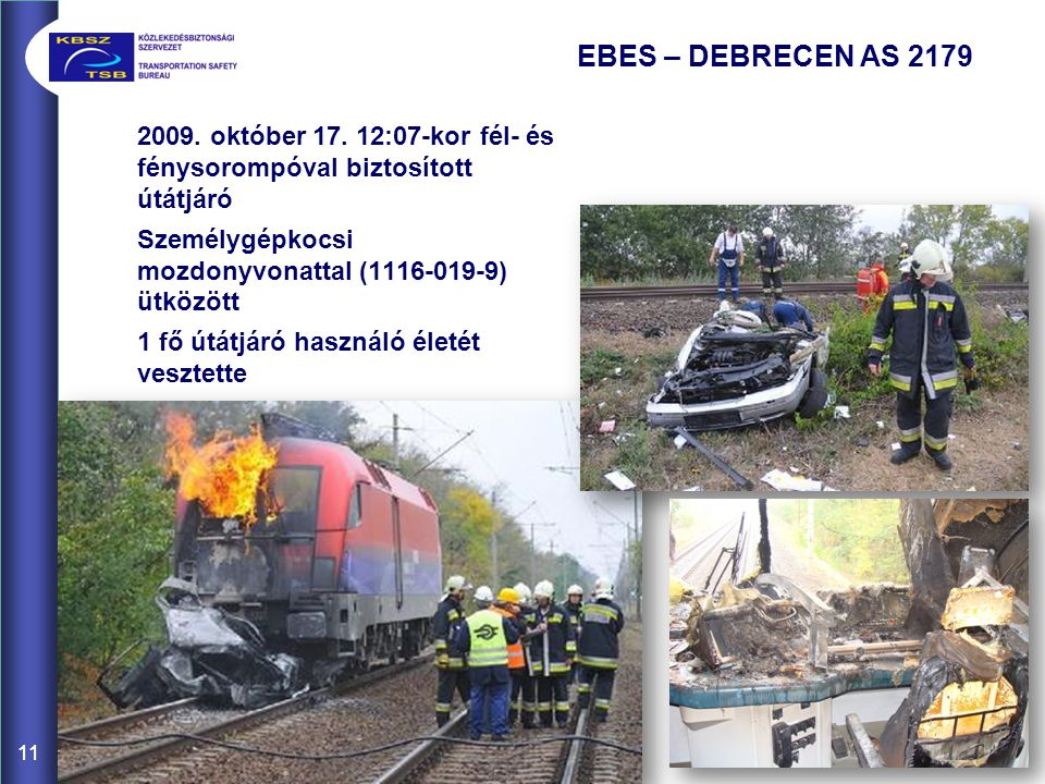 EBES – DEBRECEN AS 2179