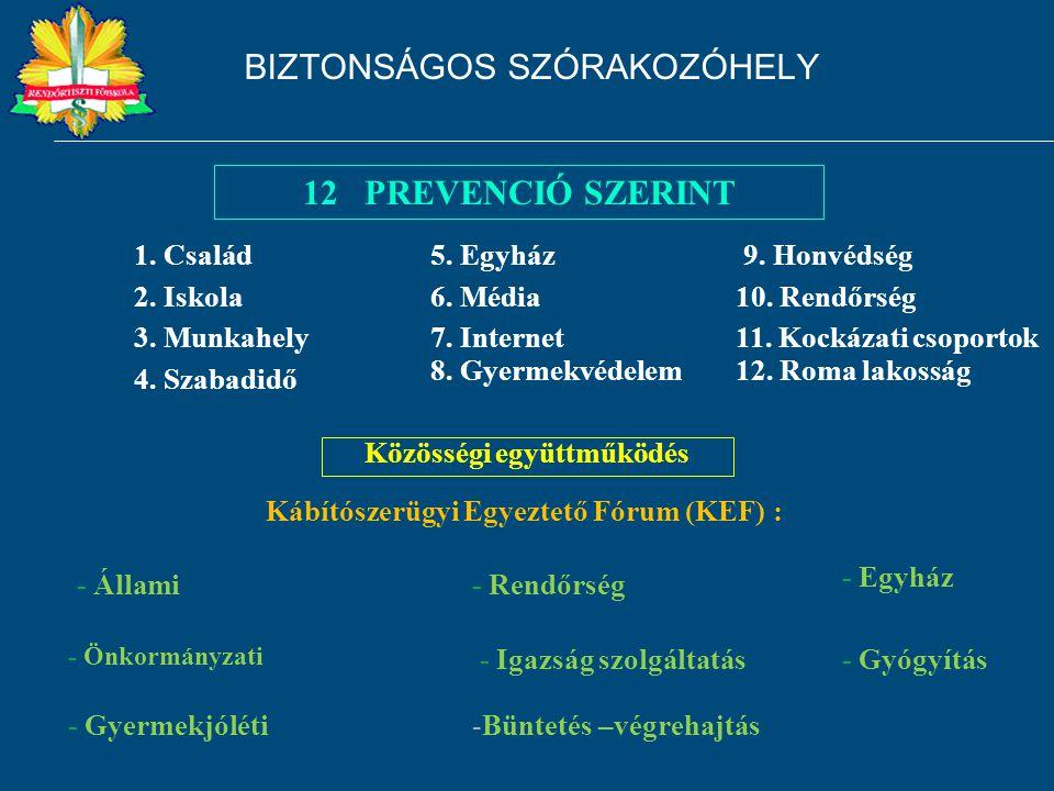BIZTONSÁGOS SZÓRAKOZÓHELY