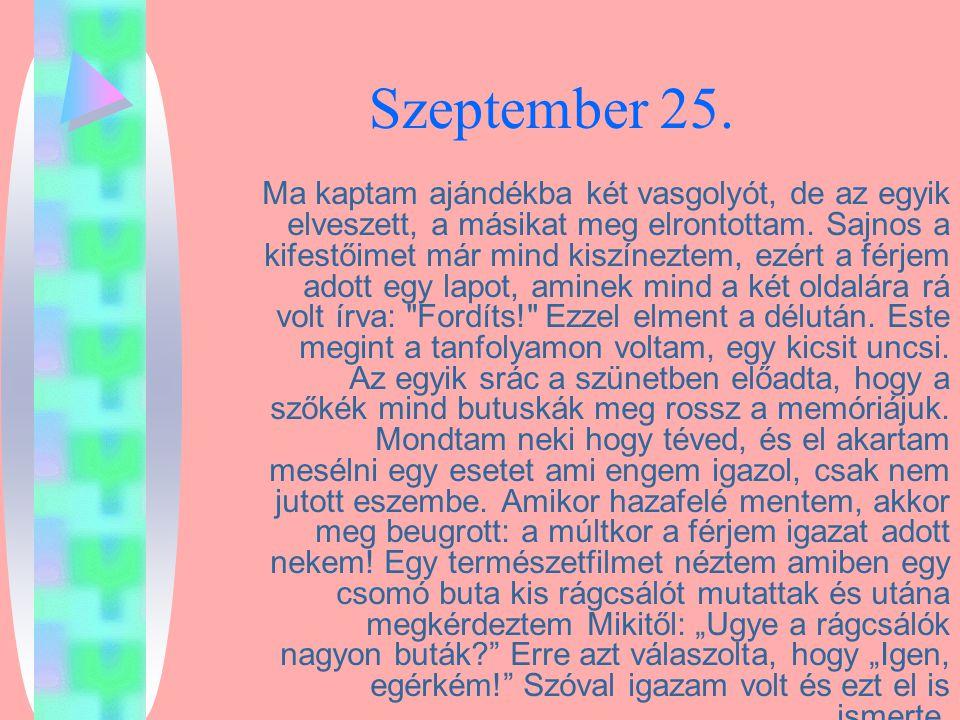Szeptember 25.