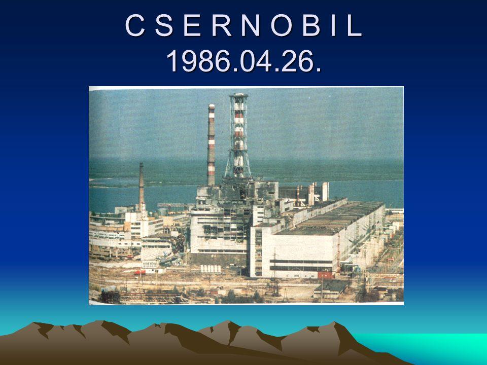 C S E R N O B I L 1986.04.26.