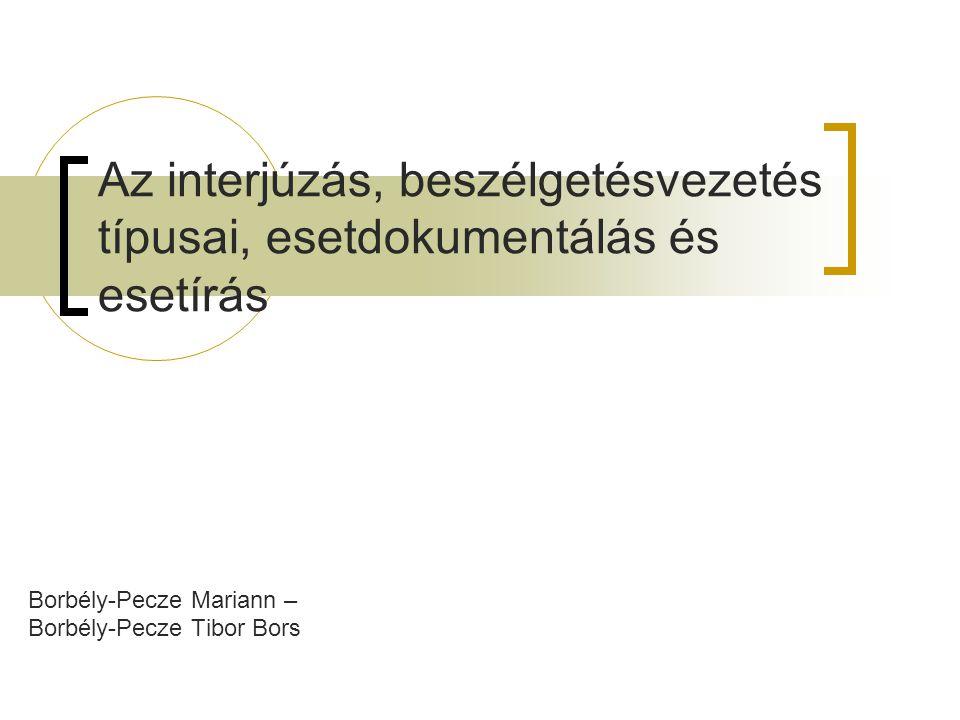 Borbély-Pecze Mariann – Borbély-Pecze Tibor Bors