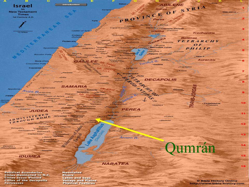 Qumrán