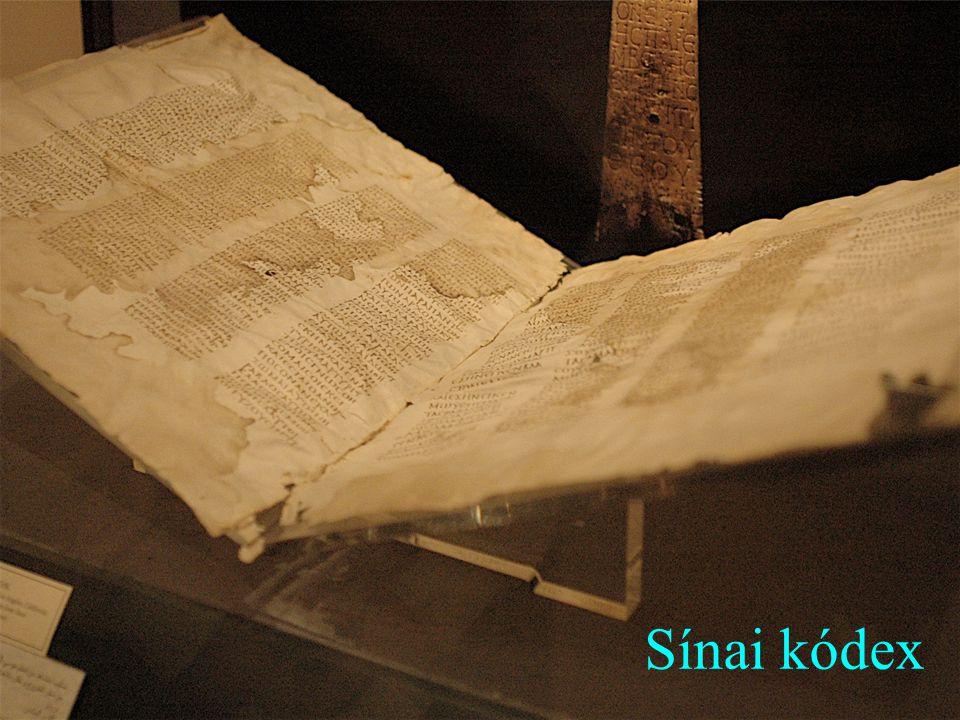 Sínai kódex