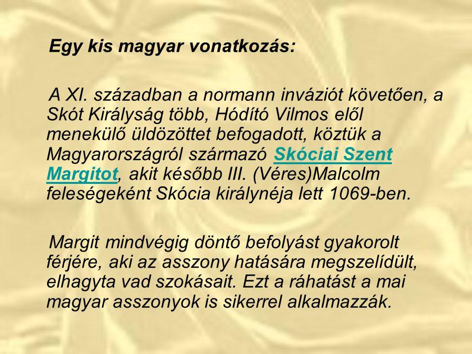 Egy kis magyar vonatkozás: