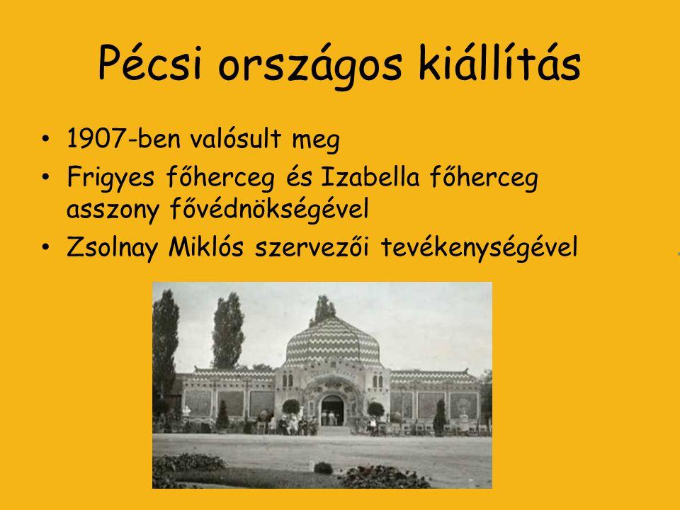 Pécsi országos kiállítás