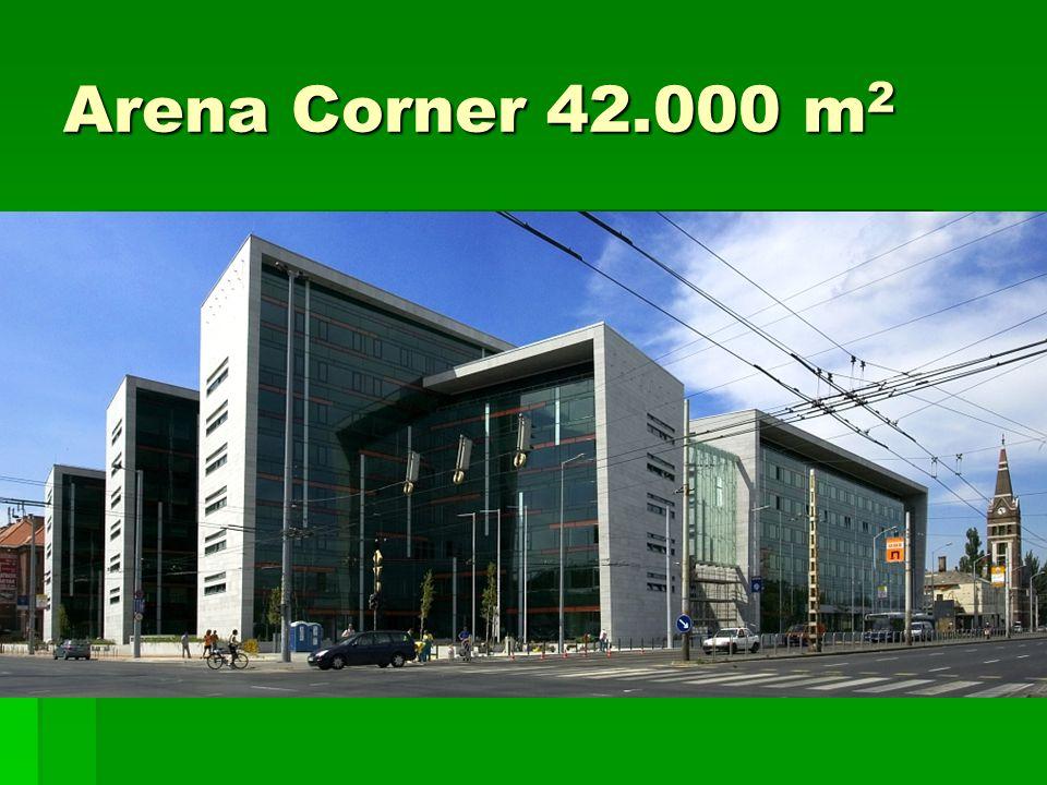Arena Corner 42.000 m2