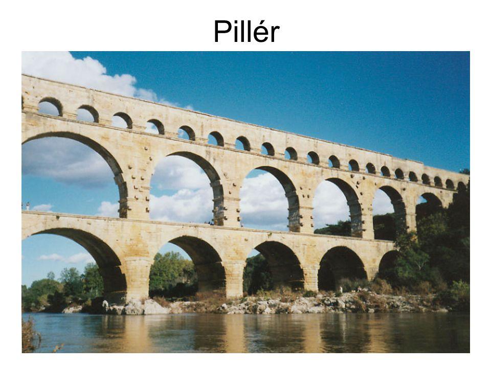 Pillér