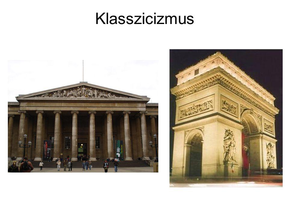 Klasszicizmus