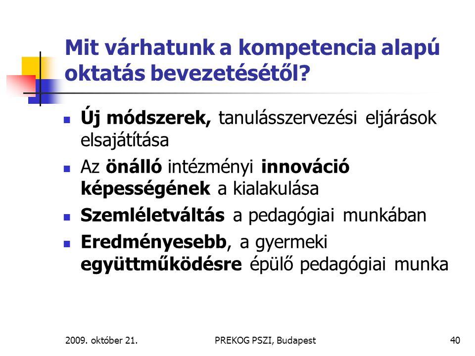 Mit várhatunk a kompetencia alapú oktatás bevezetésétől