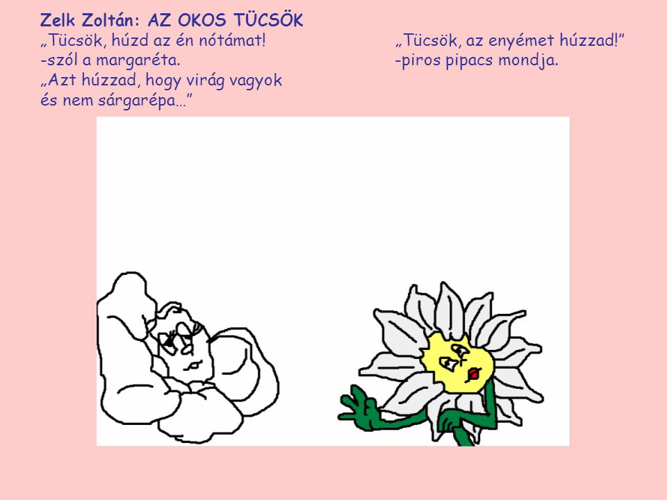 """Zelk Zoltán: AZ OKOS TÜCSÖK """"Tücsök, húzd az én nótámat"""