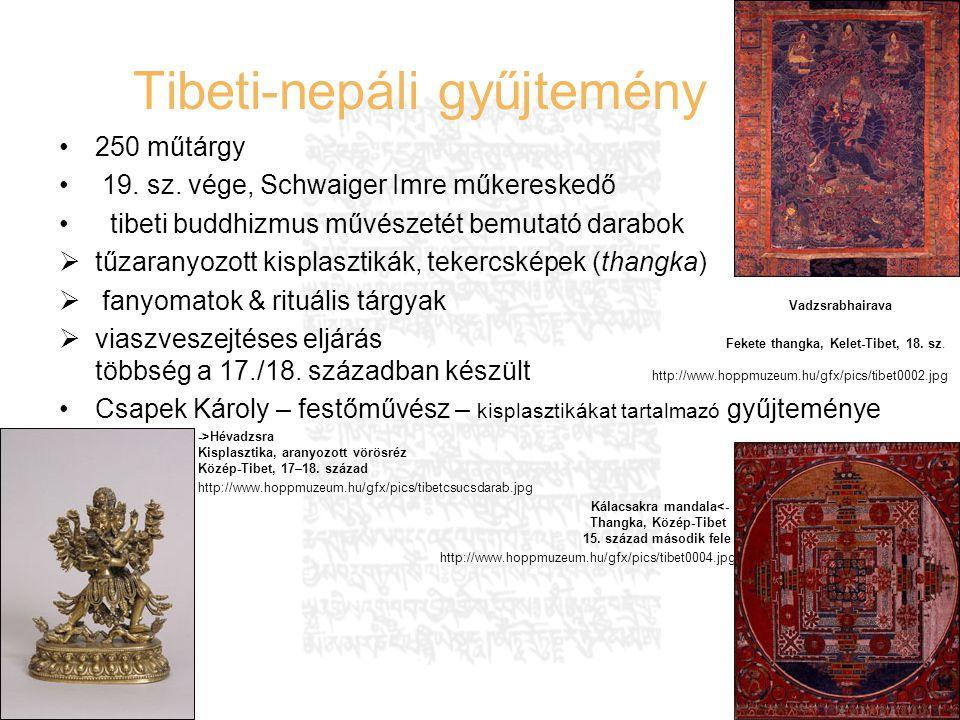 Tibeti-nepáli gyűjtemény