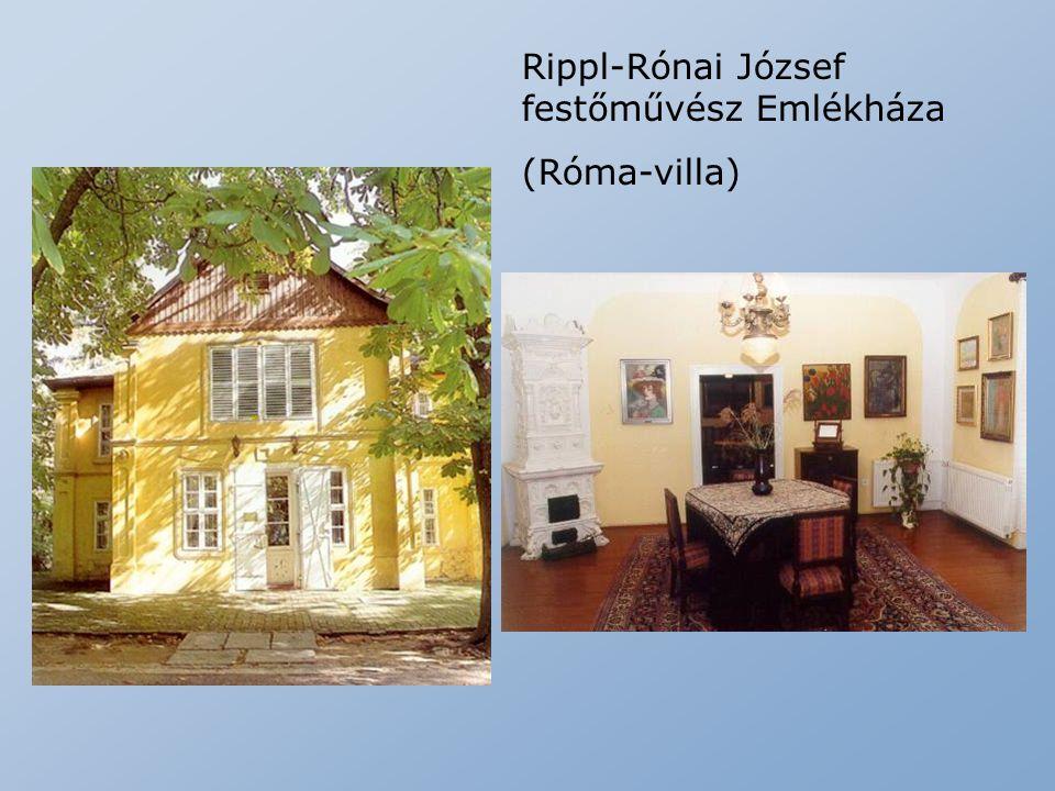 Rippl-Rónai József festőművész Emlékháza