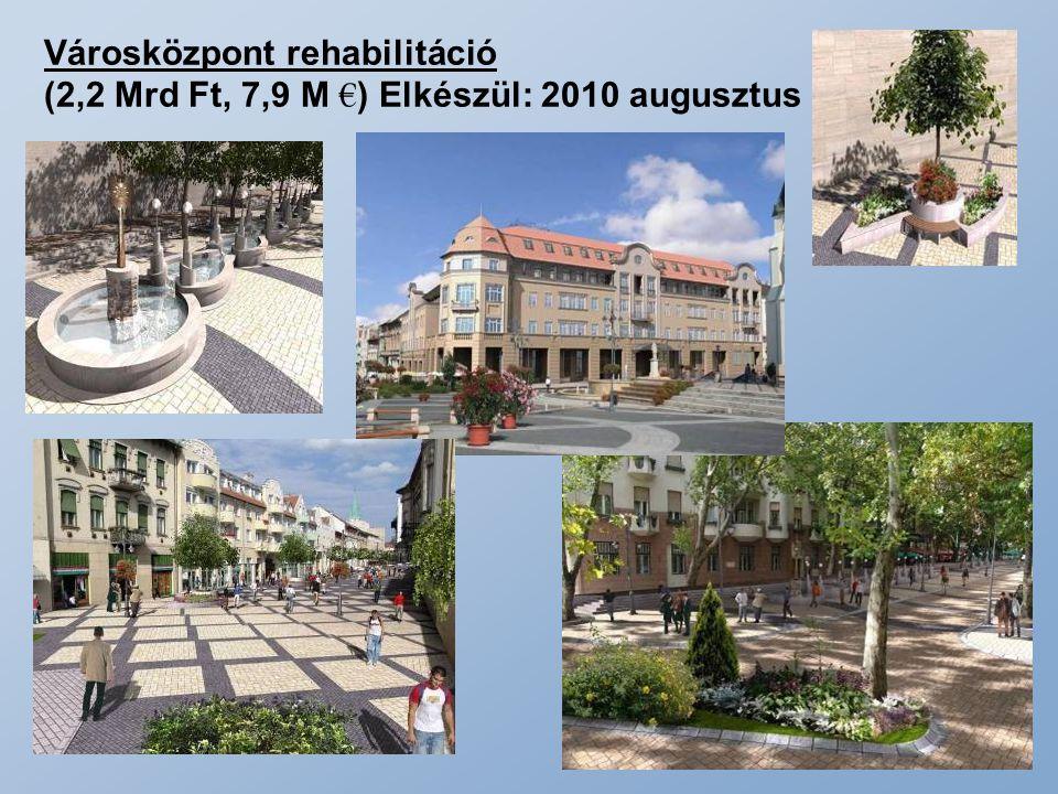 Városközpont rehabilitáció