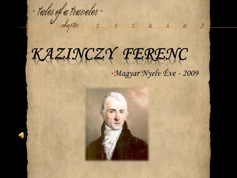 Kazinczy Ferenc Magyar Nyelv Éve - 2009