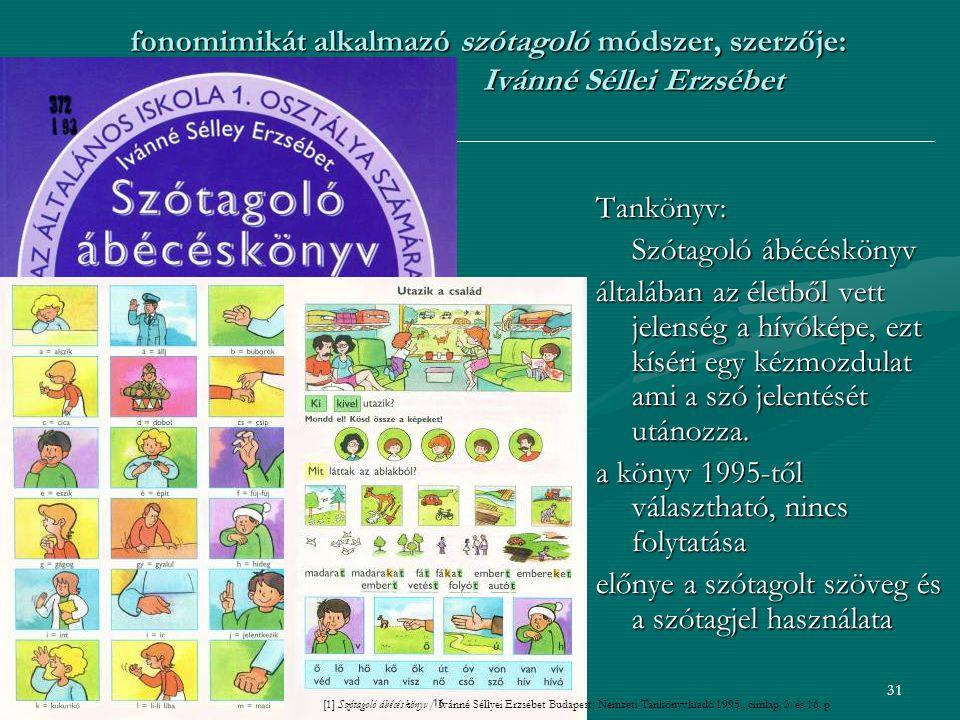 Szótagoló ábécéskönyv