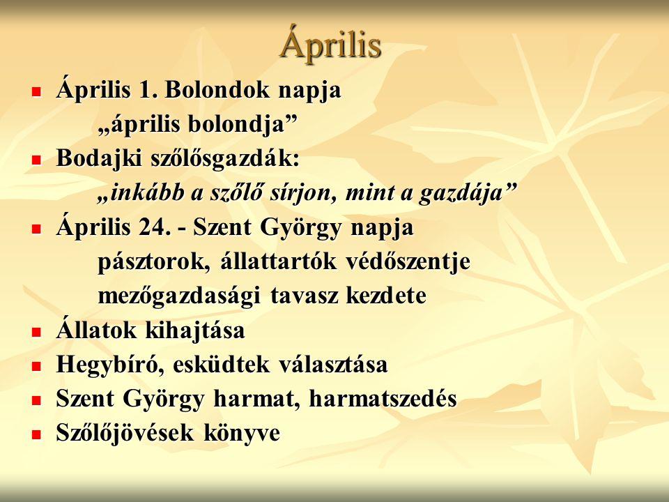 """Április Április 1. Bolondok napja """"április bolondja"""