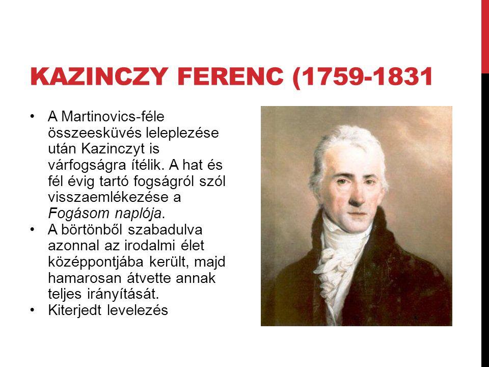 Kazinczy Ferenc (1759-1831