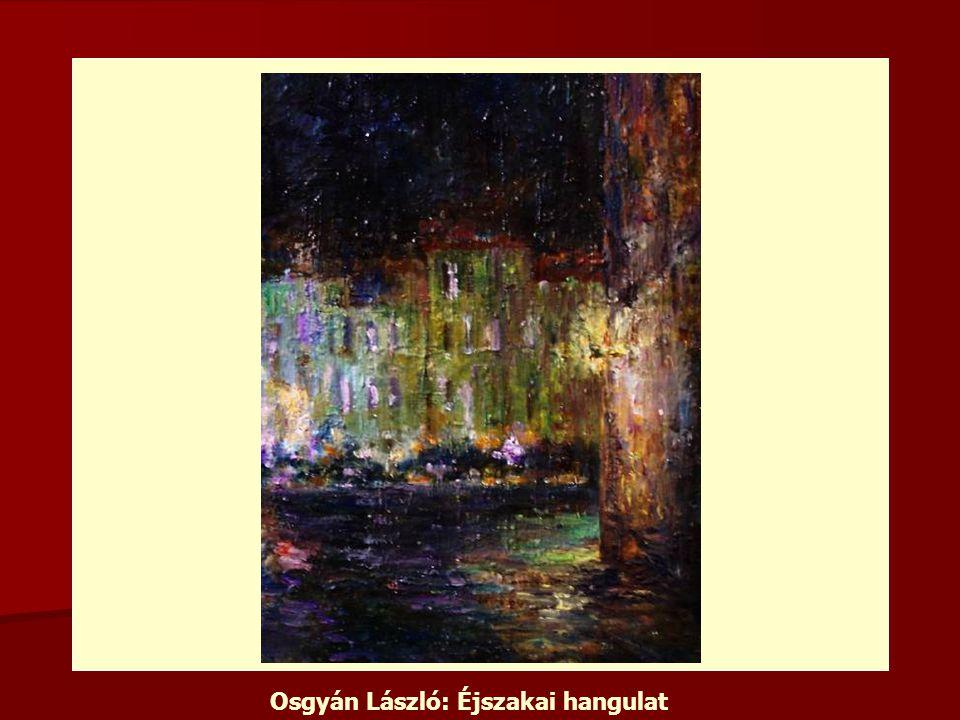 Osgyán László: Éjszakai hangulat