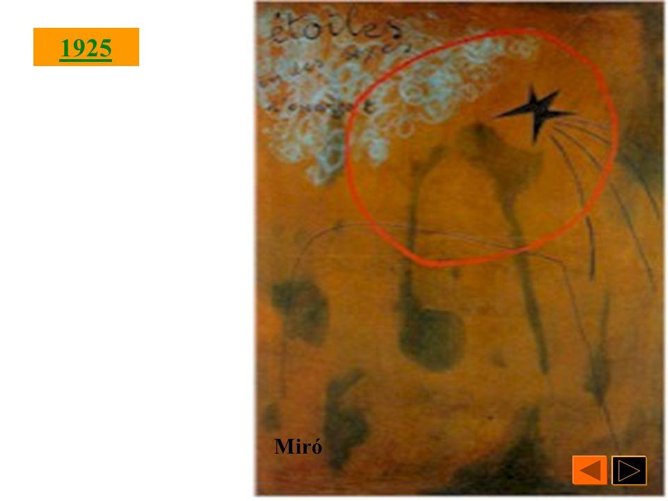1925 Miró