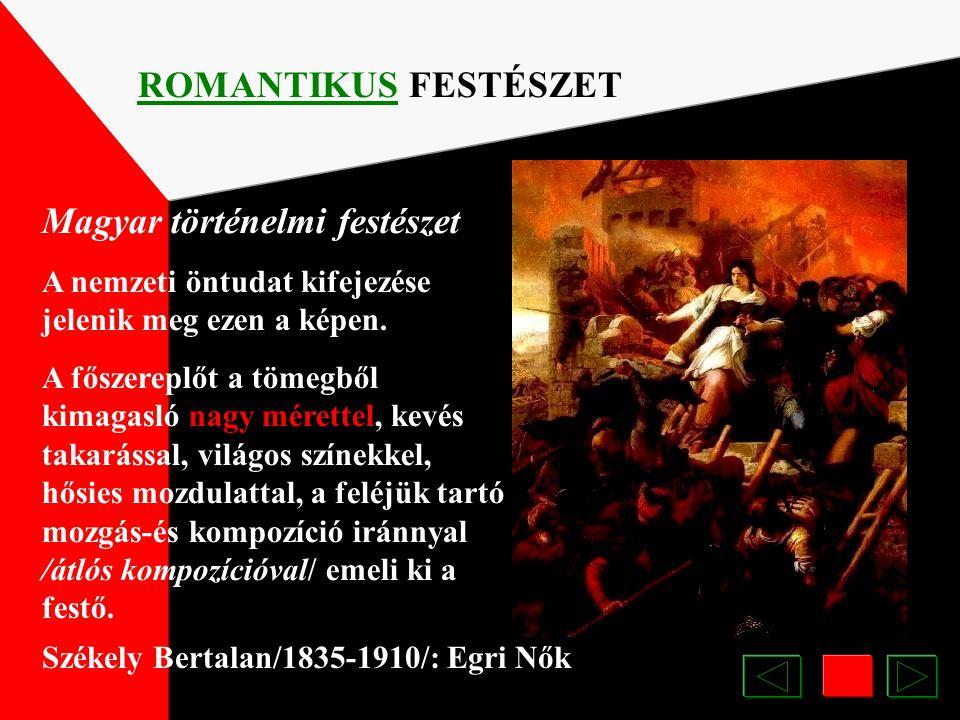 Magyar történelmi festészet
