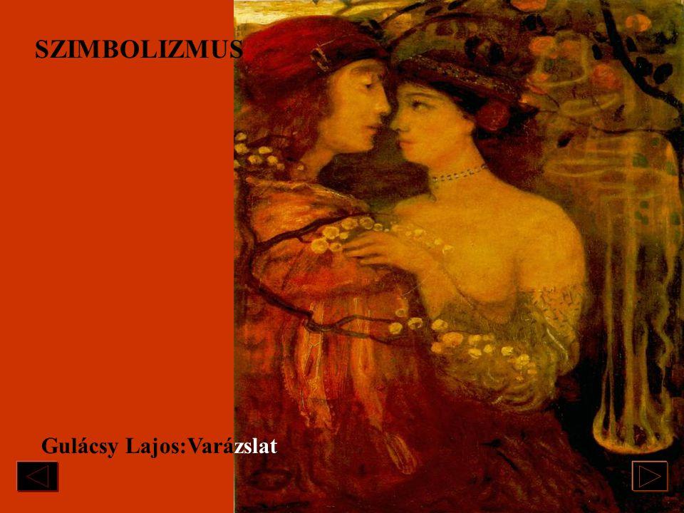Gulácsy Lajos:Varázslat