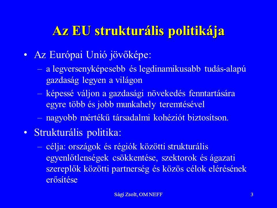 Az EU strukturális politikája